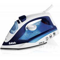 Утюг BBK ISE-2201 White-Blue