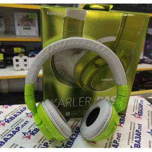 Беспроводные Bluetooth Karlen 009 Green