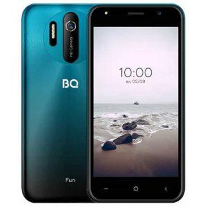 Смартфон BQ-5031G Fun 1/8Gb Sea wave blue