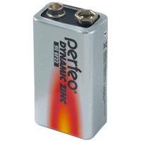 Батарейка Perfeo Dynamic Zinc 6F22 9V