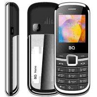 "Телефон BQ-1415 Nano 1,44"" Black / Silver"