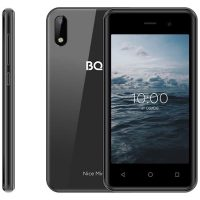 Смартфон BQ-4030G NICE MINI Dark Grey