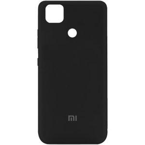Силикон Xiaomi Redmi 9c Smitt Black