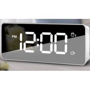 Часы-будильник GH0712L время, температура