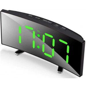 Часы-будильник DT-6507 время, температура