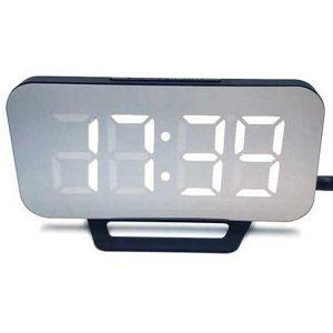 Часы-будильник DS-3625L время, температура