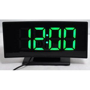 Часы-будильник  DS-3621L время, температура