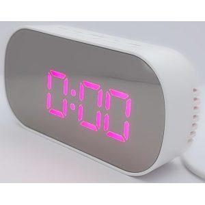 Часы-будильник DT-6506 время, температура