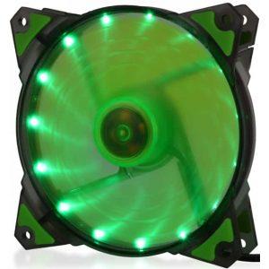 Вентилятор для корпуса CMCF-12025S-1222 Green подсветка