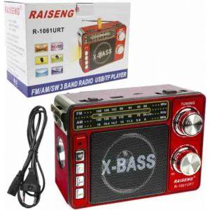 Радиоприемник Raiseng R-1061URT