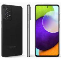 Samsung Galaxy A52 A525F  4/128 ГБ Black