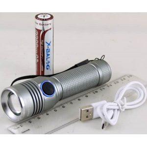 Фонарь Balong WS-S18/T6 аккумуляторный