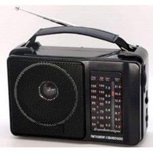 Радиоприемник Soewel SW-702AC