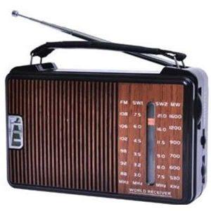 Радиоприемник  Soewel SW-703AC