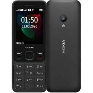 Телефон Nokia 150 TA-1235 Dual SIM Black