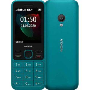 Телефон Nokia 150 TA-1235 Cyan Dual SIM
