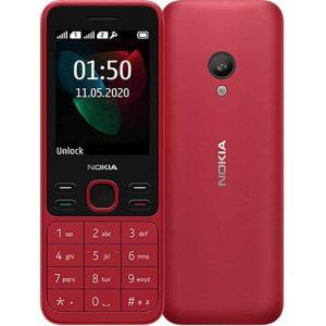 Телефон Nokia 150 TA-1235 Dual SIM Red