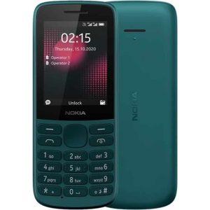 Телефон Nokia 215 4G DS RM-1272 Cyan