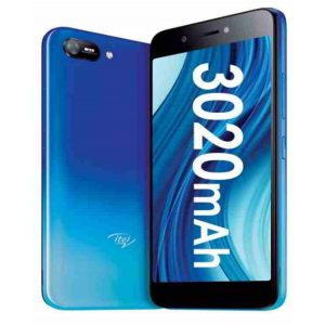 Смартфон ITEL A25 1/16 GB Sea Blue
