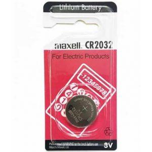 Батарейка CR 2032 Maxell Lithium 3V