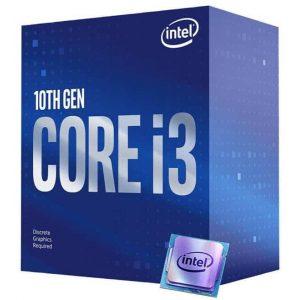 Процессор Intel Core i3 10100F Box