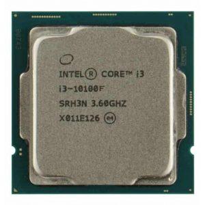 Процессор Intel Core i3 10100F Tray