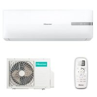 Кондиционер Hisense BASIC A AS-09HR4SYDDL3G 26m2
