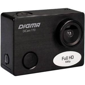 Экшн камера DIGMA DiCam 170