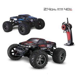 Радиоуправляемый автомобиль внедорожник Xinlehong 9115 2,4 ГГц 2WD 1/12 40 км/ч Blue (Б/У)