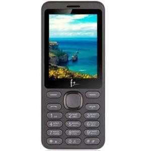 Телефон F+ S286 Dark Grey