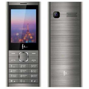 Телефон Fly B240 Silver