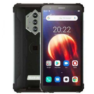 Смартфон Blackview BV6600 4/64Gb IP68 Black