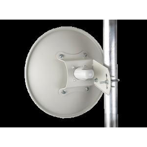 Интернет тарелка с креплением для антенны Ubiquiti NanoBridge M5 (без антенны только тарелка) б/у