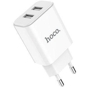 CЗУ HOCO C62A White