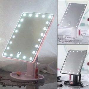 Зеркало Make Up прямоугольное с подсветкой
