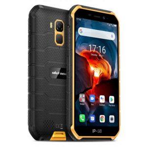 Ulefone Armor X7 Pro 4/32GB NFC IP68/IP69K Prof Orange
