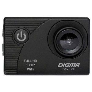 Экшн камера DIGMA DiCam 235