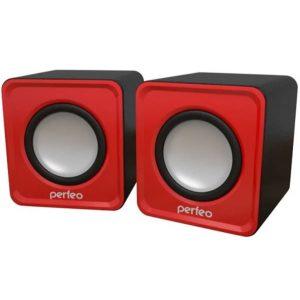 Колонки Perfeo PF-128-R Wave Red