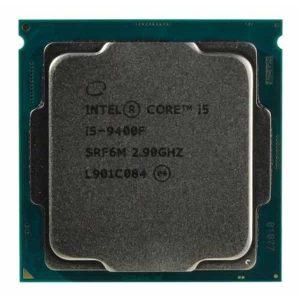 Процессор Intel Core i5 9400F; 6x2.9-4.1 ГГц Tray