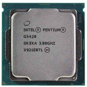 Процессор  Intel Pentium Gold G5420 Tray