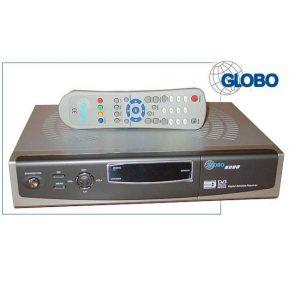 Цифровой спутниковый приёмник Globo 6000 б/у в рабочем состоянии