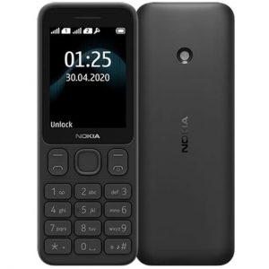 Телефон Nokia 125 TA-1253 DS 1020mAh Black