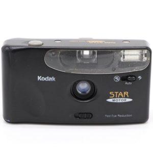 Плёночный фотоаппарат Kodak Star motor черный (б/у)