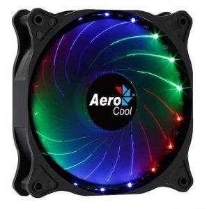 Вентилятор 120мм AeroCool Cosmo 12 FRGB 1000 об/мин