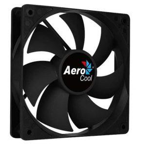 Вентилятор 120мм AeroCool Force 12 PWM Black 500-1500 об/мин
