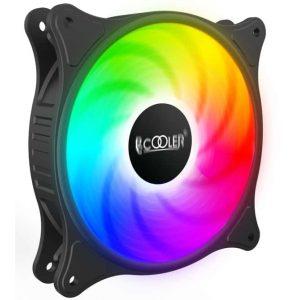 Вентилятор 120мм PCCooler FX-120-3 FIXED COLOR FAN
