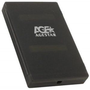 """Карман для HDD 2,5"""" USB2.0 AgeStar SUBCP1"""