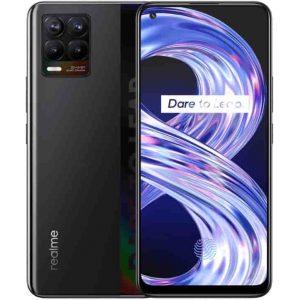 Realme 8 6/128GB Black