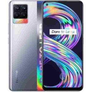 Realme 8 6/128GB Silver