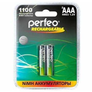 Аккумулятор Perfeo AAA1100mAh/2BL